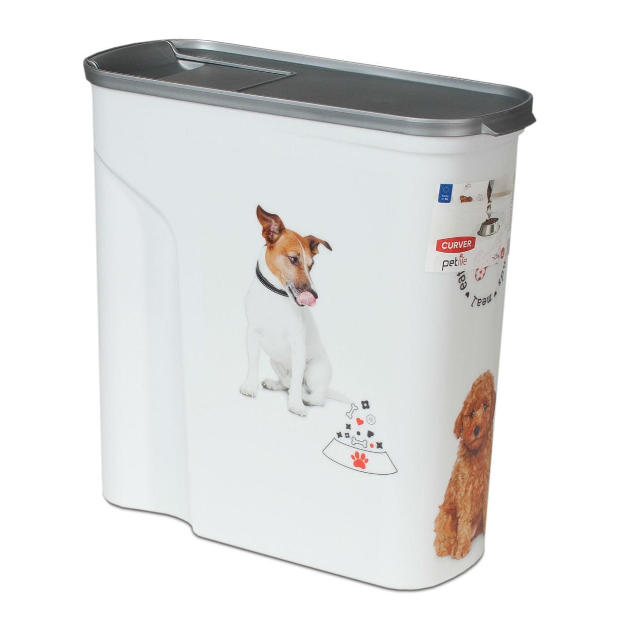 Curver Futtercontainer Hund, Bild 4