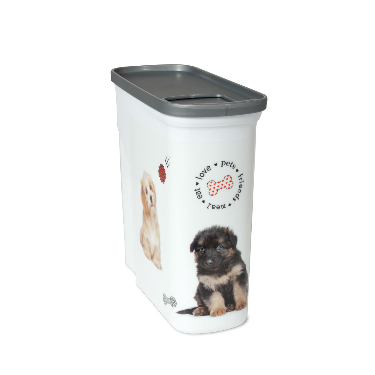 Curver Futtercontainer Hund, Bild 3
