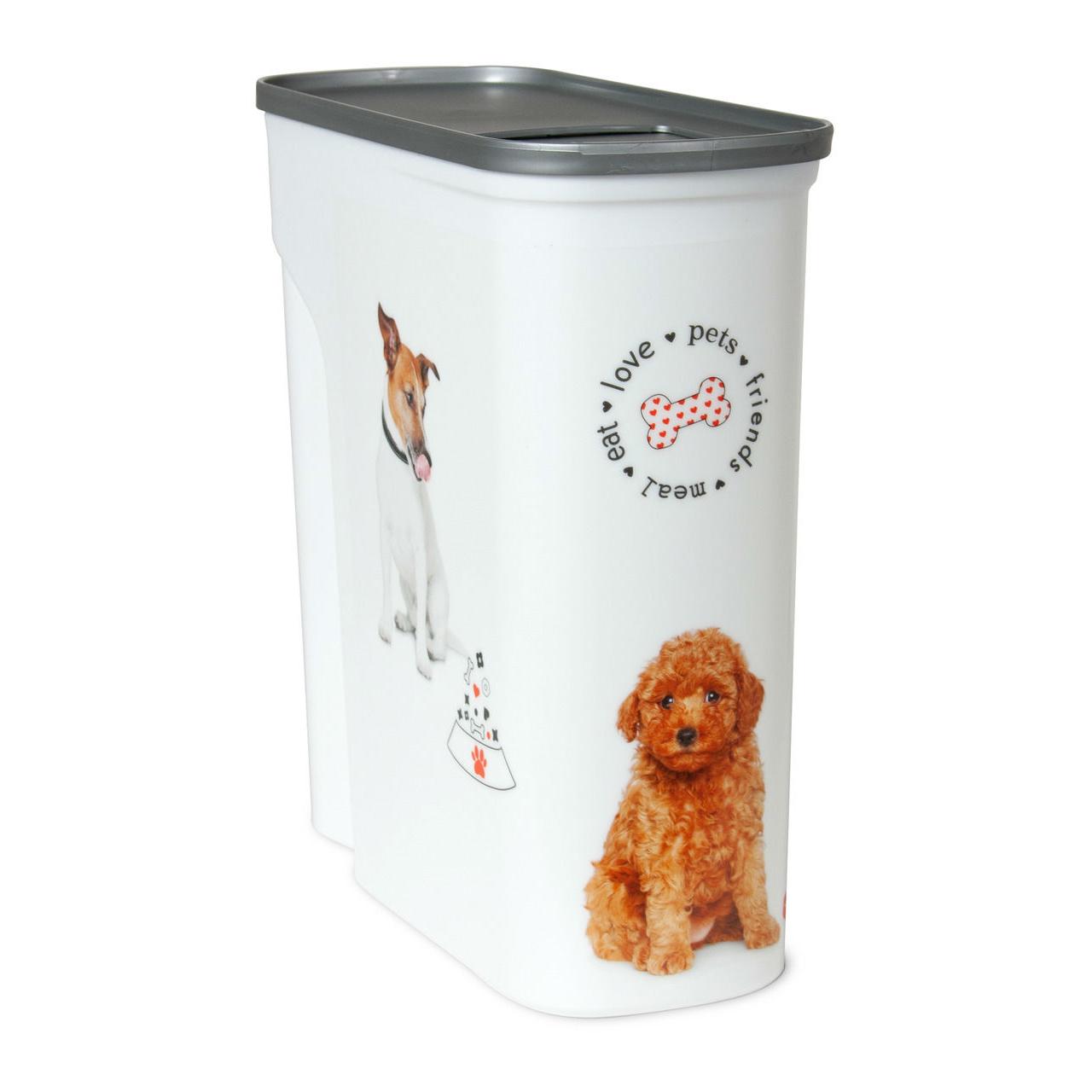 Curver Futtercontainer Hund, Bild 5