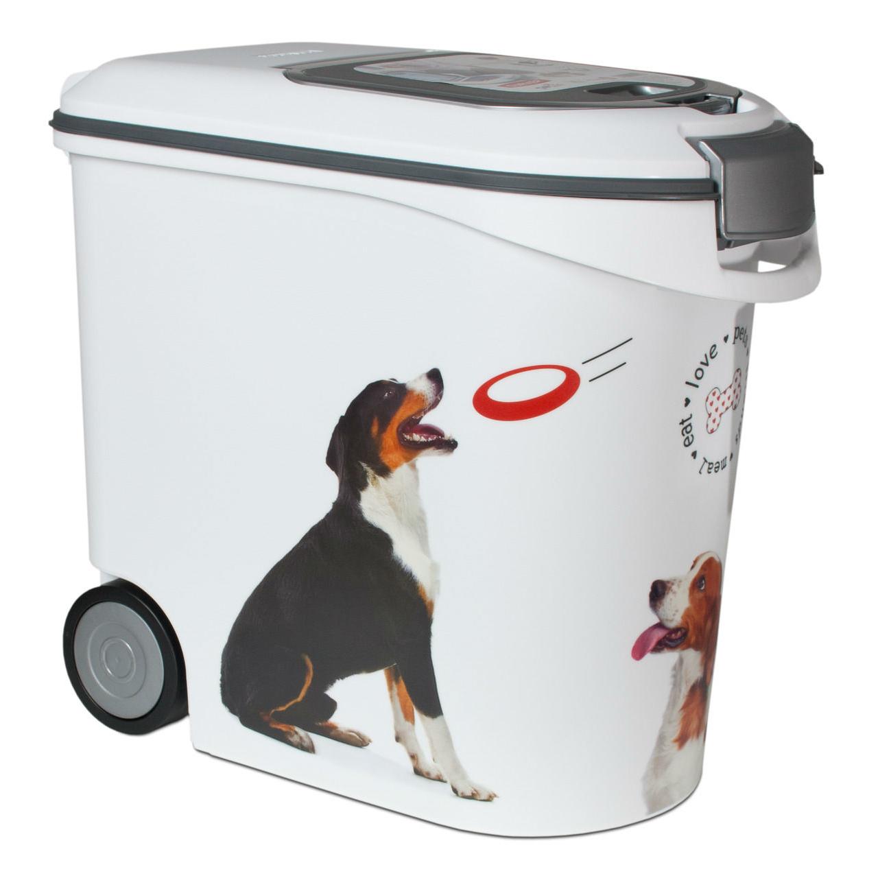 Curver Futtercontainer Hund, Bild 9