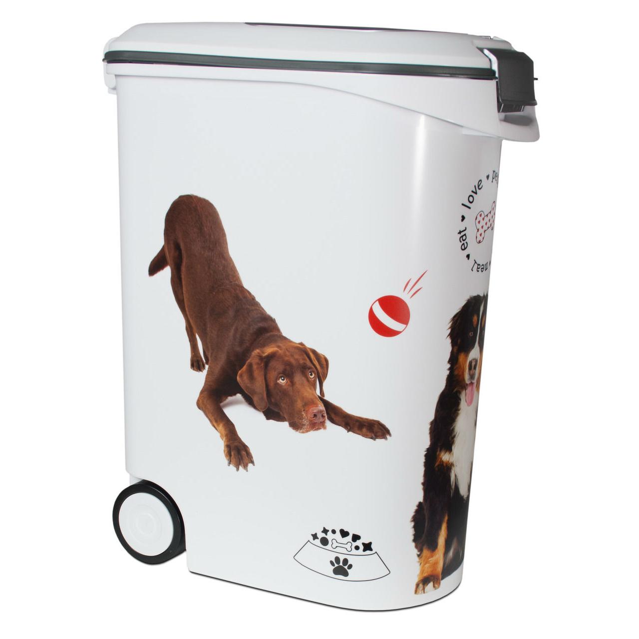 Curver Futtercontainer Hund, Bild 10