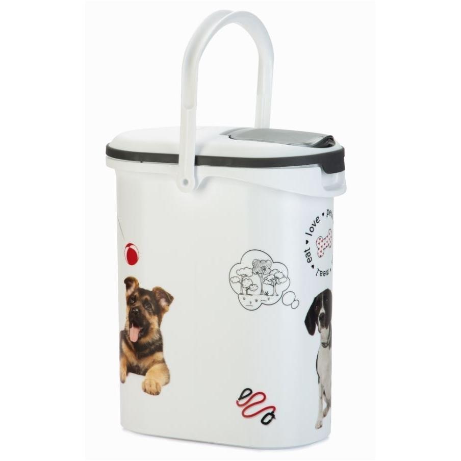 Curver Futtercontainer Hund, Bild 6