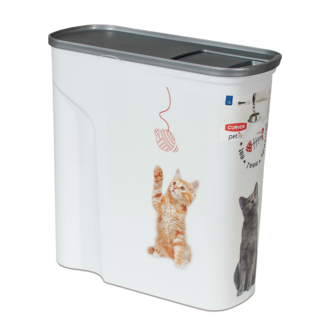 Curver Futtercontainer Katze, Bild 4