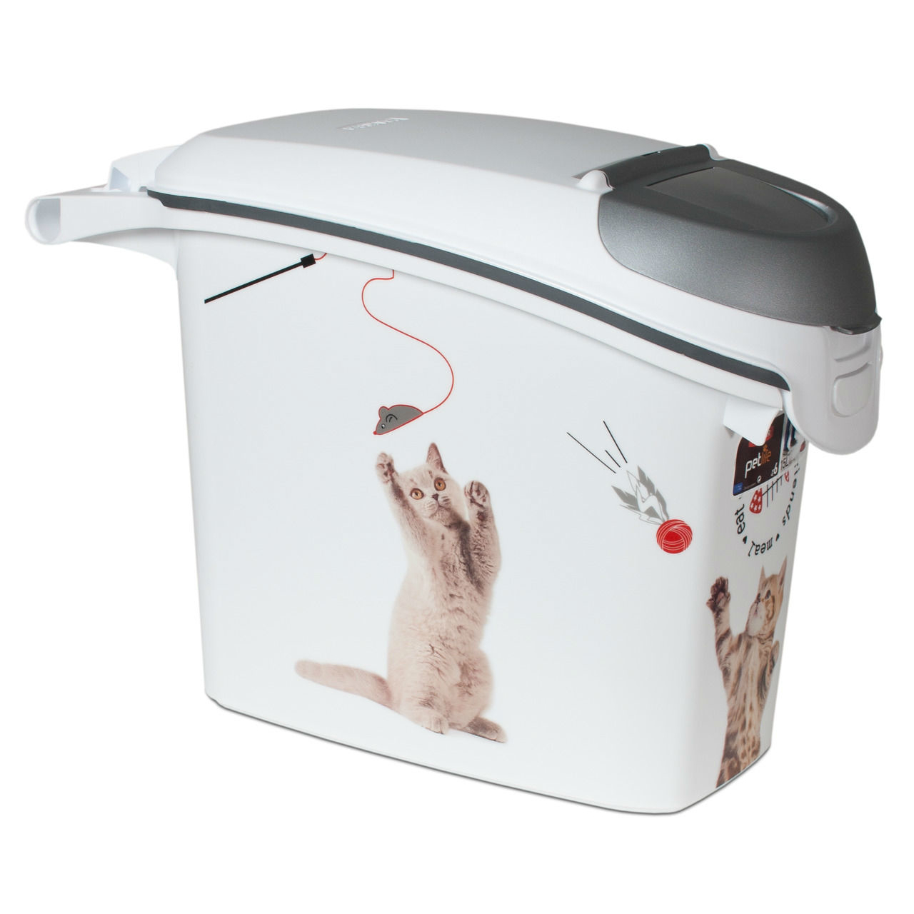 Curver Futtercontainer Katze, Bild 7