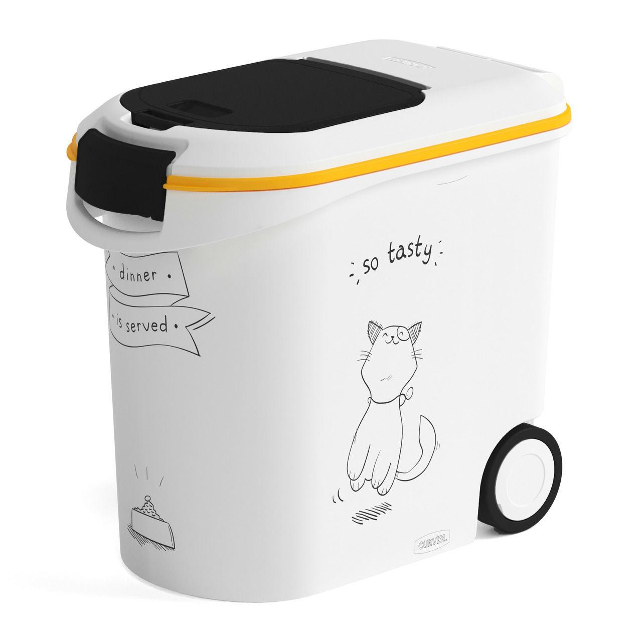 Curver Katzenfutter-Behälter Dinner Is Served, Bild 8