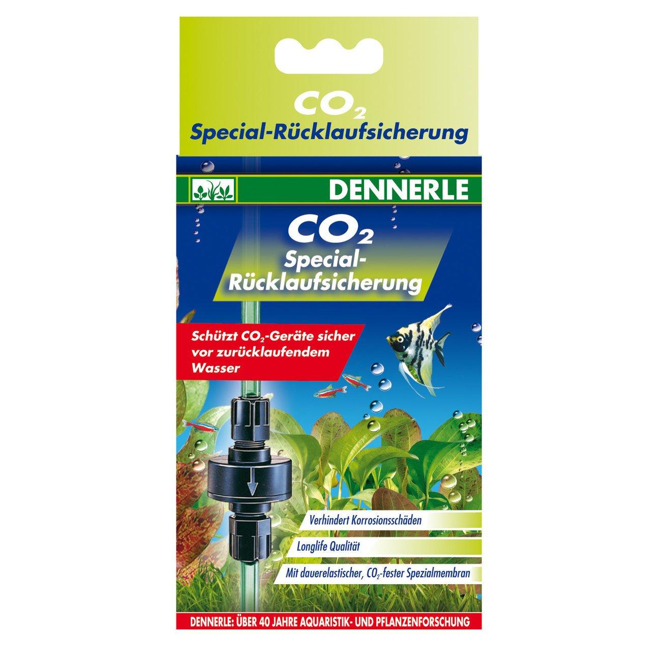 Dennerle CO2 Special-Rücklaufsicherung