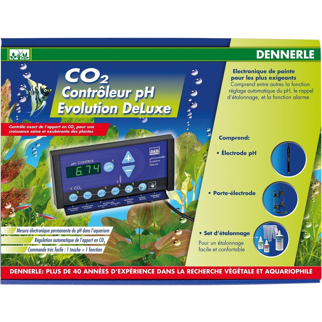 Dennerle pH-Controller Evolution DeLuxe