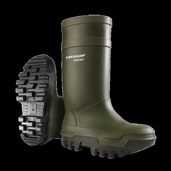 Dunlop Thermostiefel Thermo+ Full Safety Sicherheitsstiefel