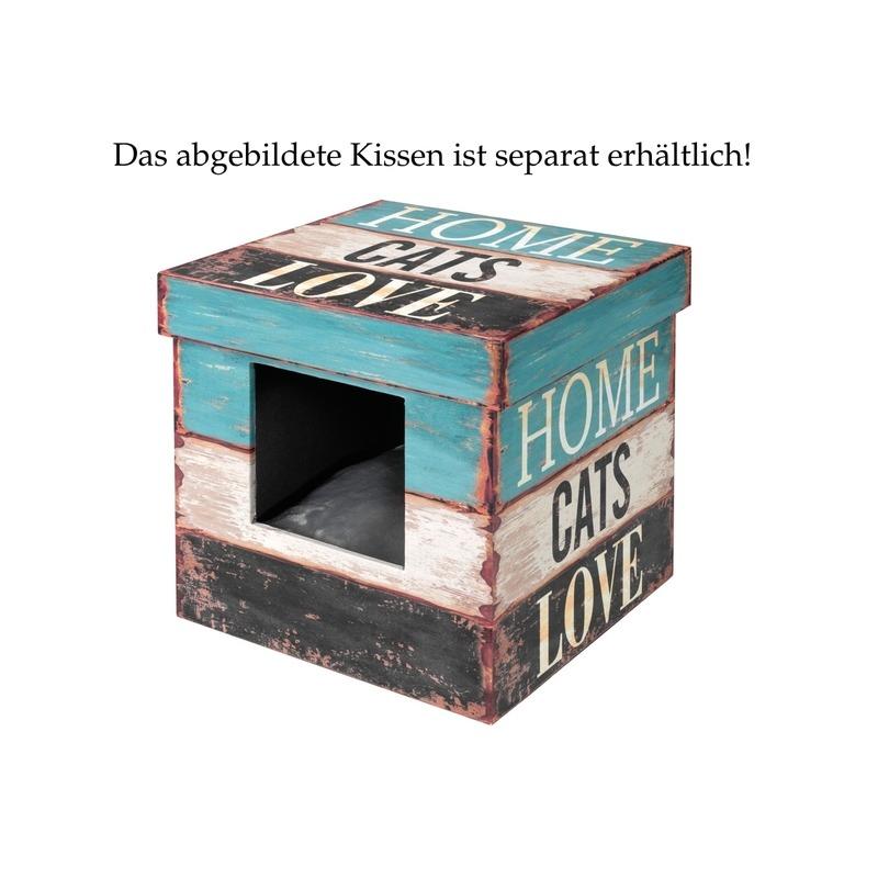 DREAM and DARE D&D Katzenbox Cat-Box Love