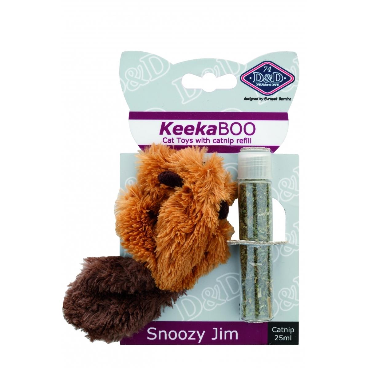 DREAM and DARE D&D KeekaBoo Catnip Spielzeug, Bild 6