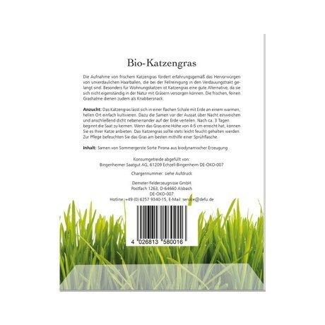 defu Bio-Katzengras, Bild 3