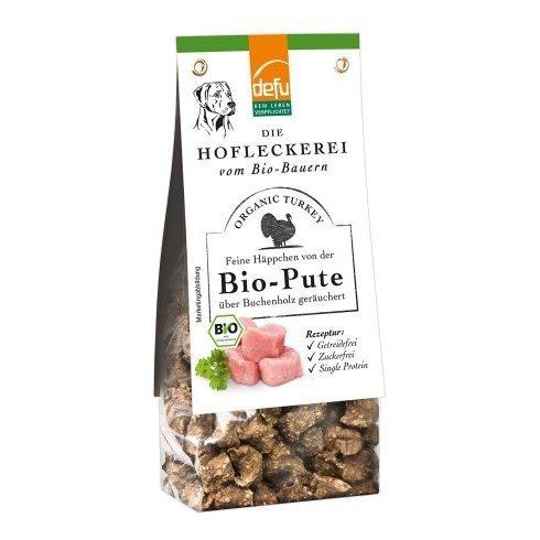 defu Hofleckerei - Feine Häppchen von der Bio-Pute, 125 g