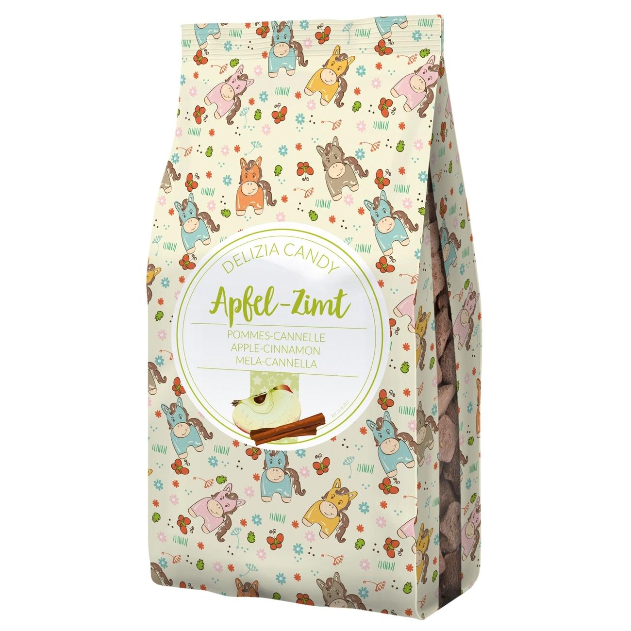 Kerbl Delizia Candy Leckerlie für Pferde, Apfel/Zimt