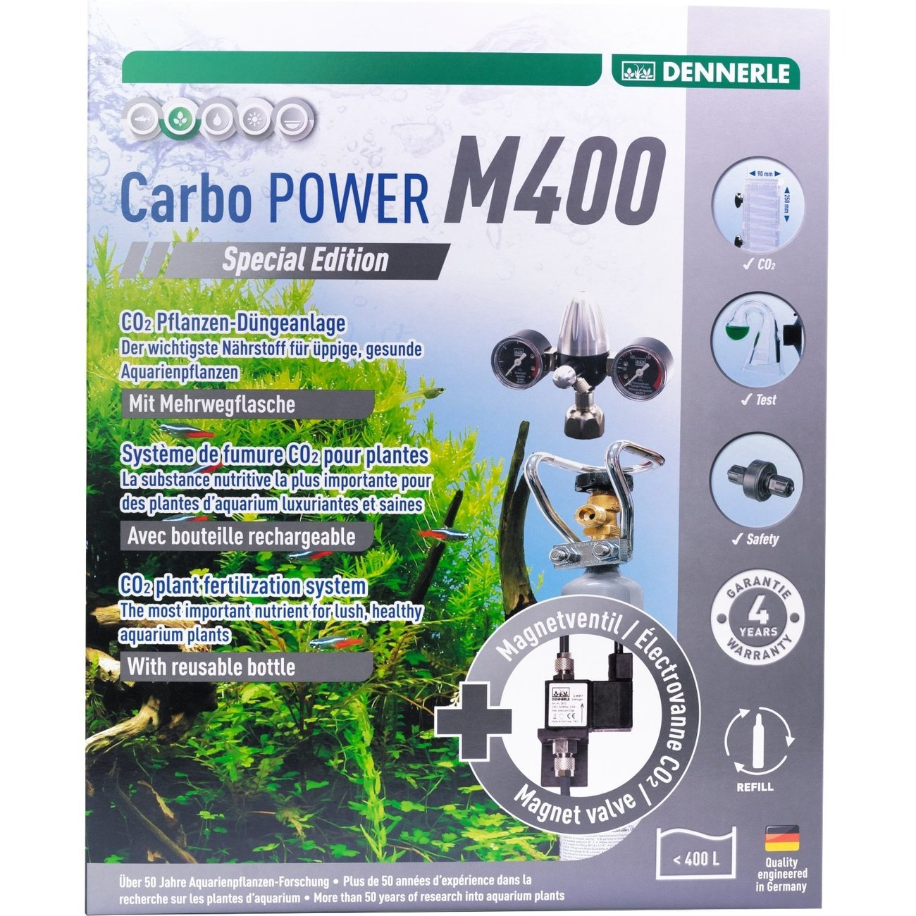 Dennerle Carbo POWER M400 SE Preview Image