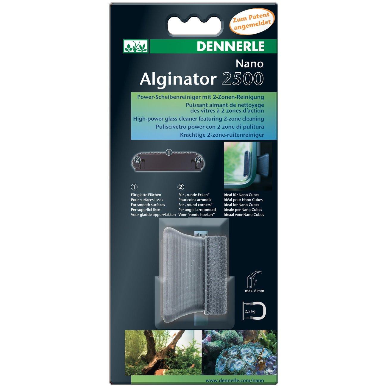 Dennerle Nano Alginator 2500, Algenmagnet