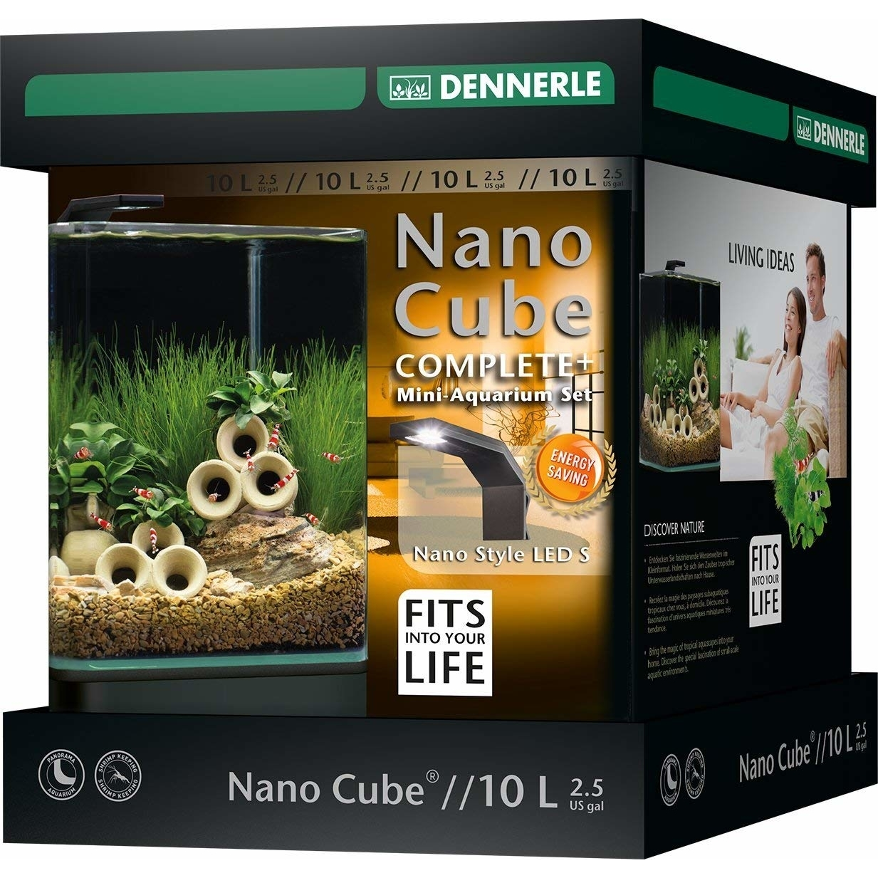 Dennerle NanoCube Complete+ Style LED Preview Image