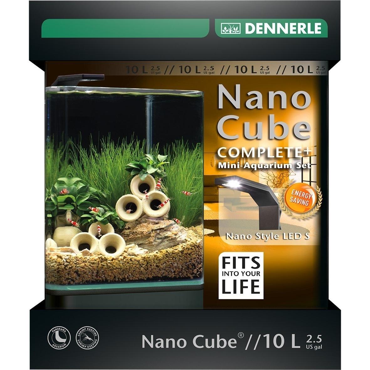 Dennerle NanoCube Complete+ Style LED, Bild 3