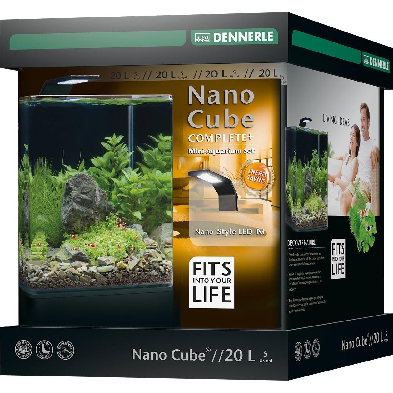 Dennerle NanoCube Complete+ Style LED, Bild 5