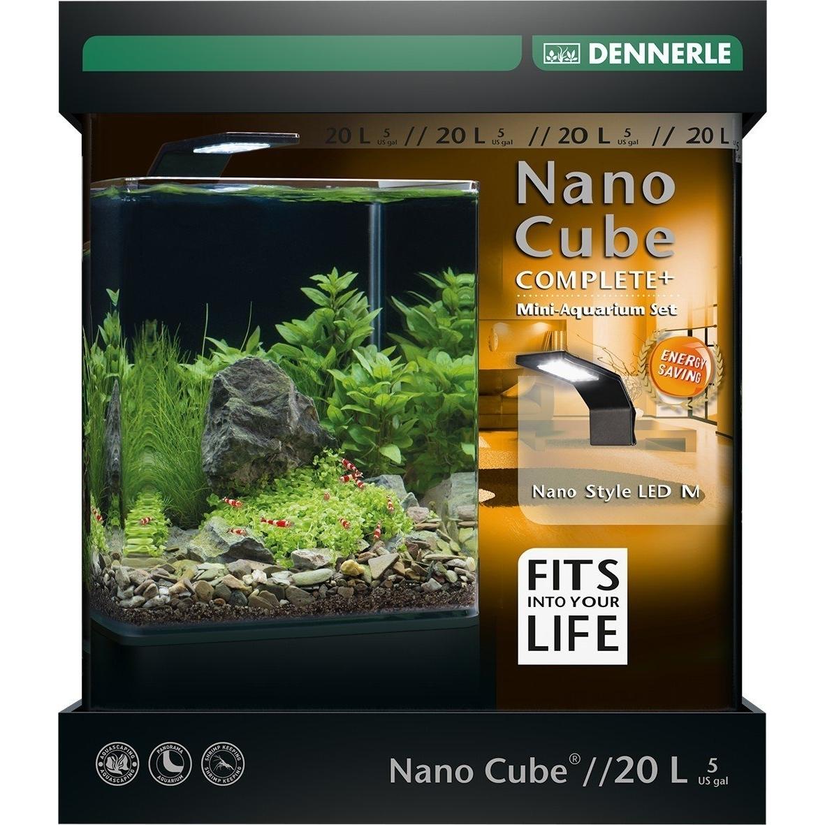 Dennerle NanoCube Complete+ Style LED, Bild 6