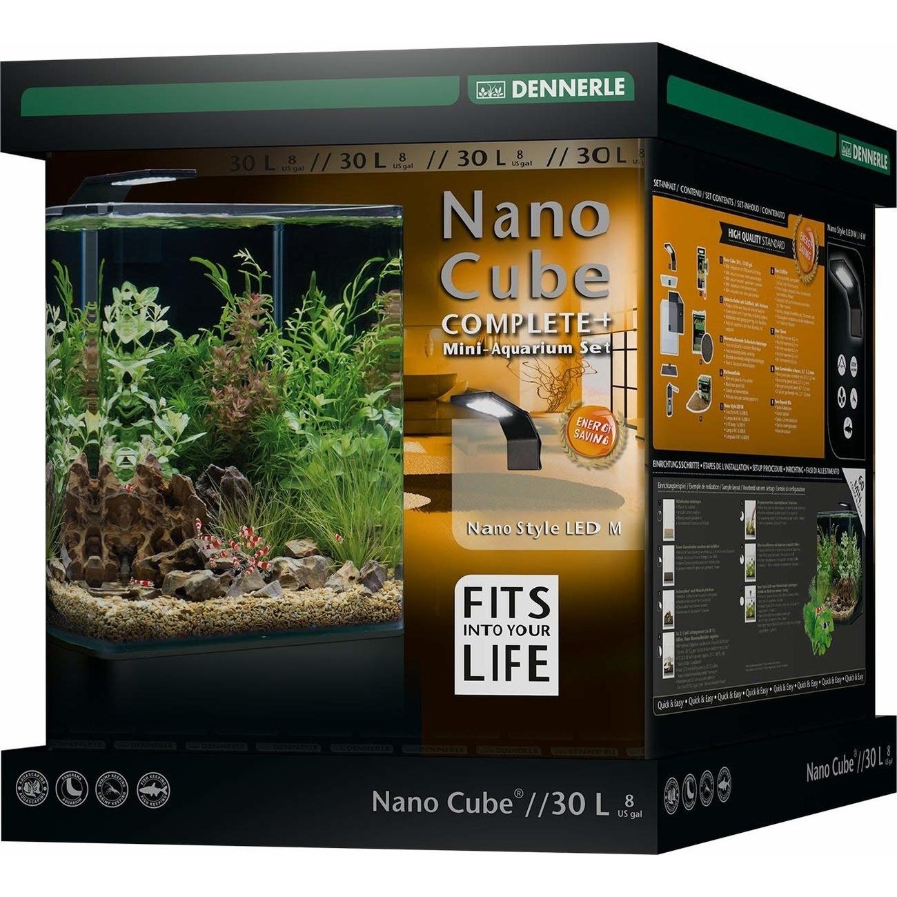 Dennerle NanoCube Complete+ Style LED, Bild 7