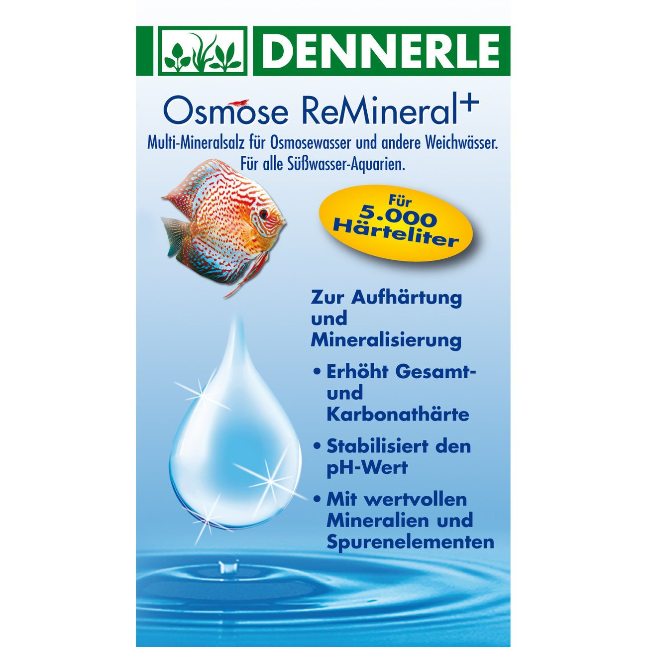 Dennerle Osmose ReMineral+ Preview Image
