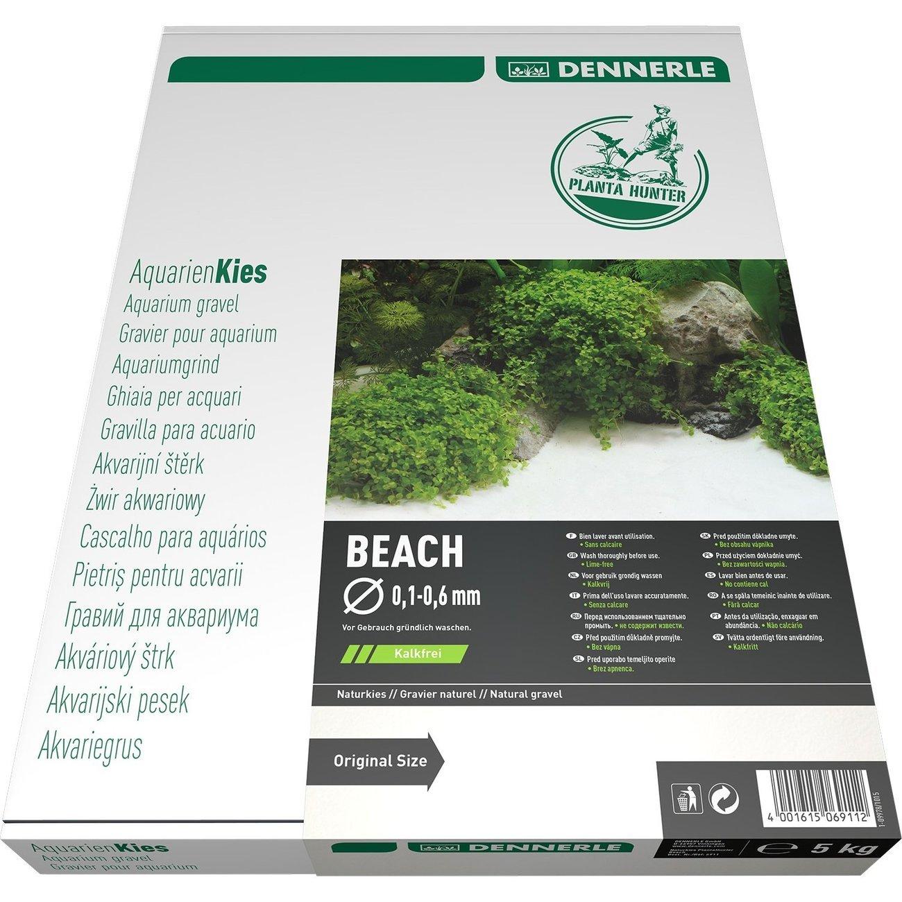 Dennerle Plantahunter-Kies Beach