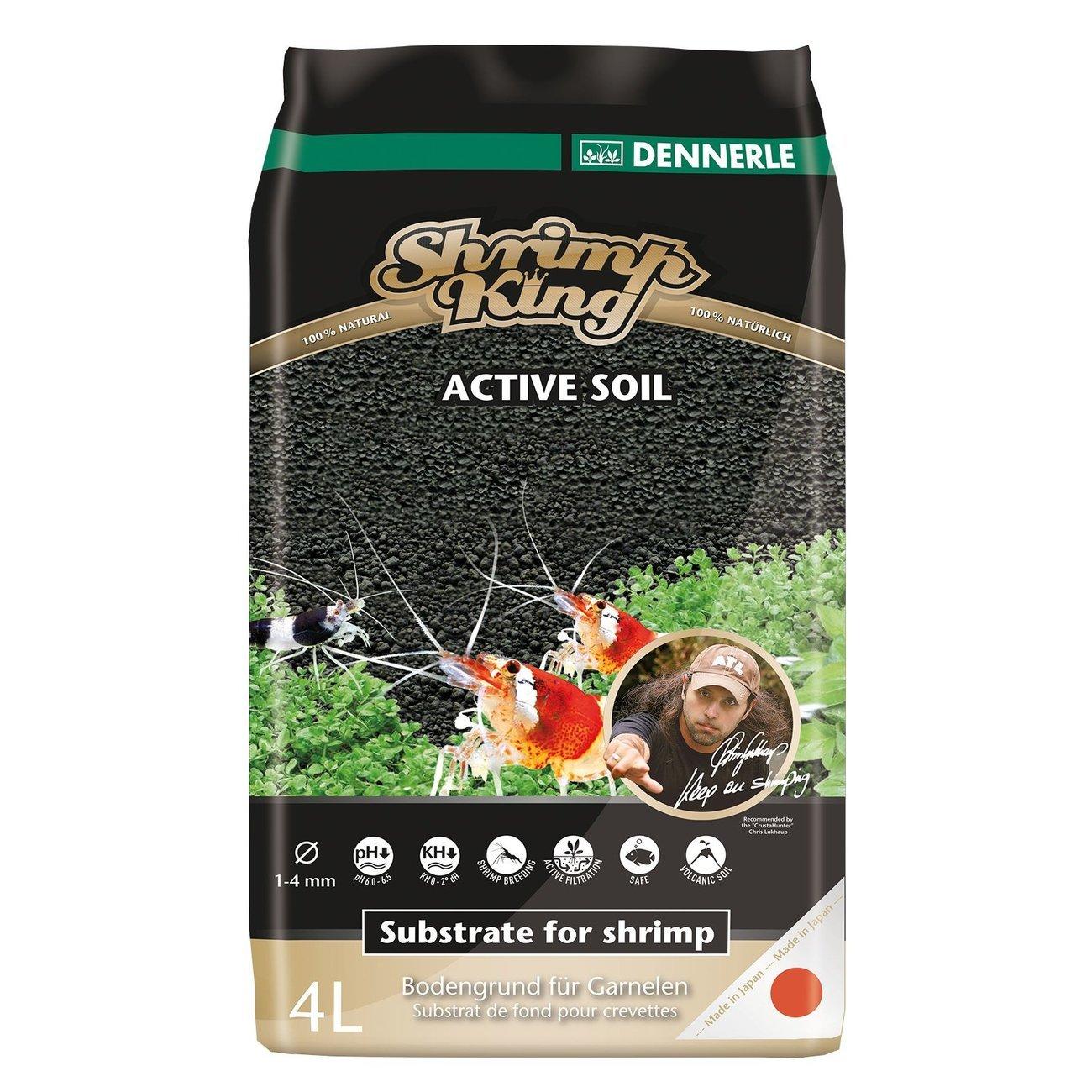 Dennerle Shrimp King Active Soil, Bild 2