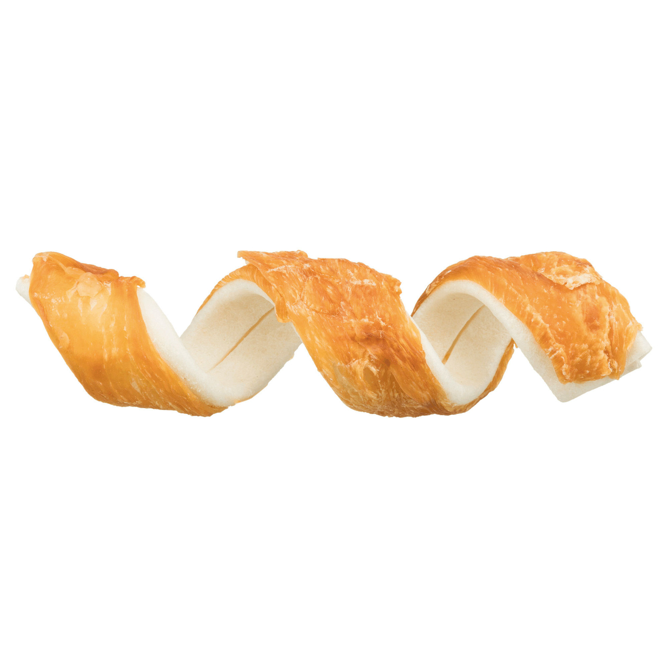 Trixie Denta Fun Chicken Chewing Curls Hunde Kauartikel 31473