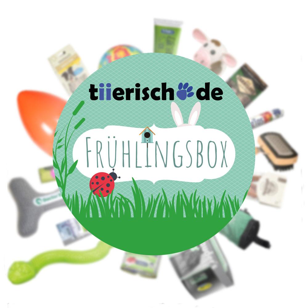 tiierisch.de Die Frühlingsbox für Hunde