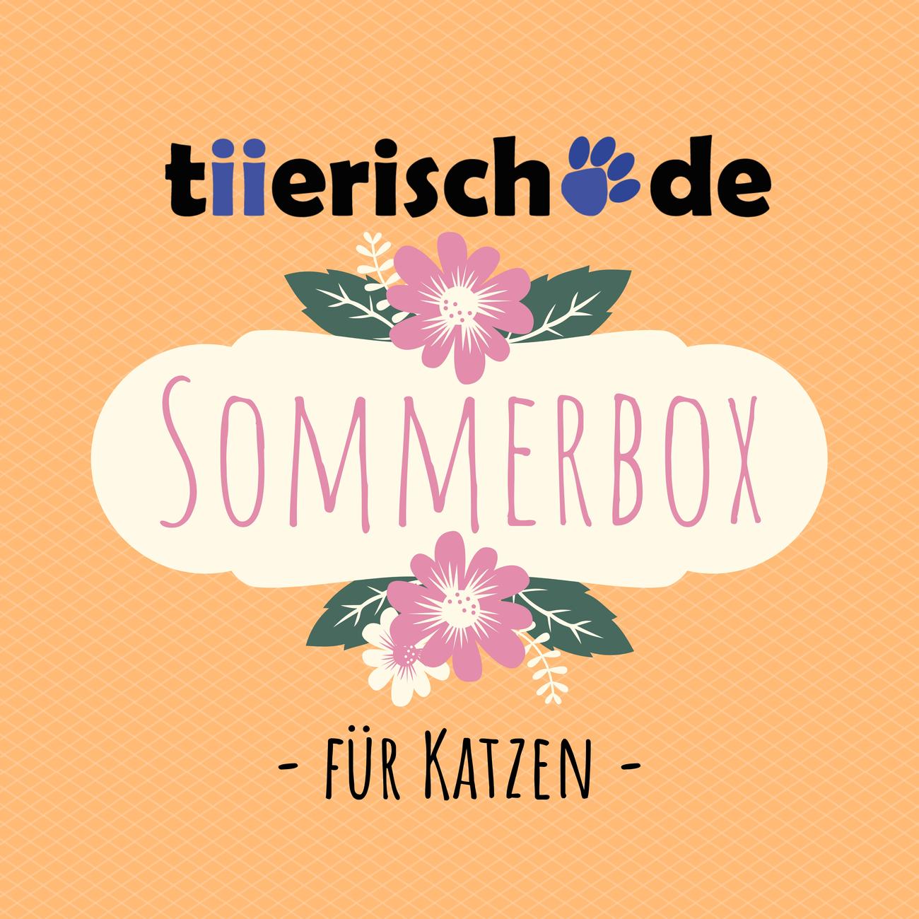 tiierisch.de Die Sommerbox für Katzen