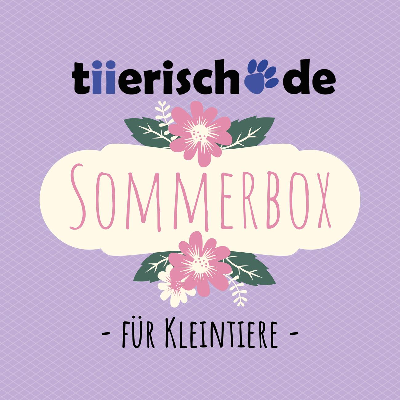 tiierisch.de Die Sommerbox für Kleintiere