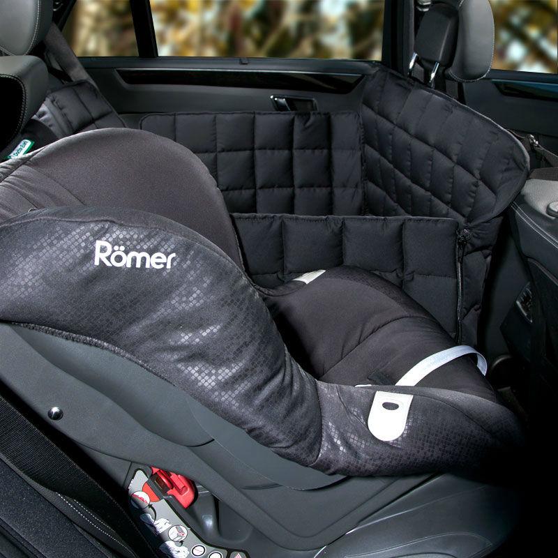 Doctor Bark 2-Sitz-Autodecke für Rücksitz, Bild 14