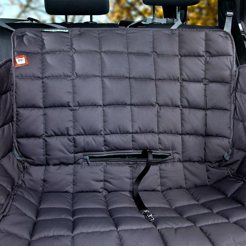 Doctor Bark 2-Sitz-Autodecke für Rücksitz, Bild 8