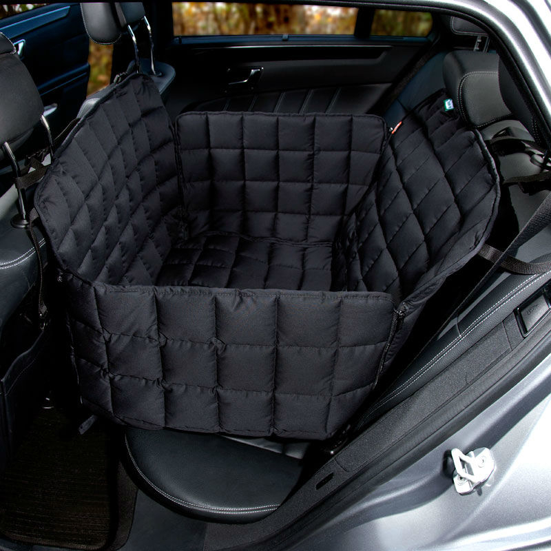 Doctor Bark 2-Sitz-Autodecke für Rücksitz, Bild 12