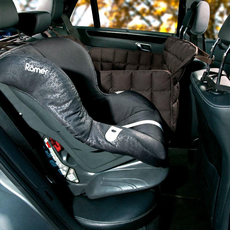 Doctor Bark 2-Sitz-Autodecke für Rücksitz, Bild 21