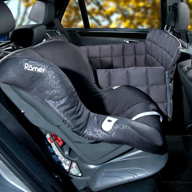 Doctor Bark 2-Sitz-Autodecke für Rücksitz, Bild 7