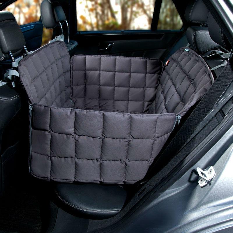 Doctor Bark 2-Sitz-Autodecke für Rücksitz