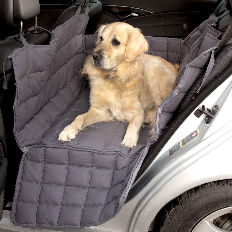 Doctor Bark 2-Sitz-Autodecke für Rücksitz, Bild 6