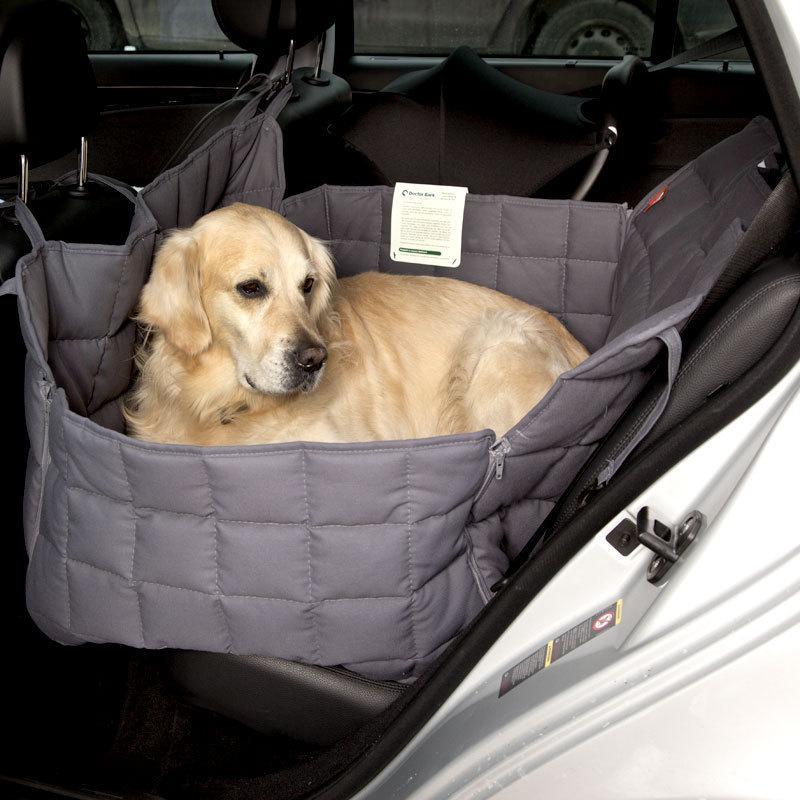 Doctor Bark 2-Sitz-Autodecke für Rücksitz, Bild 2