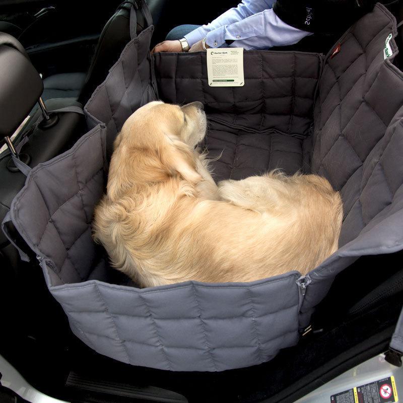 Doctor Bark 2-Sitz-Autodecke für Rücksitz, Bild 4