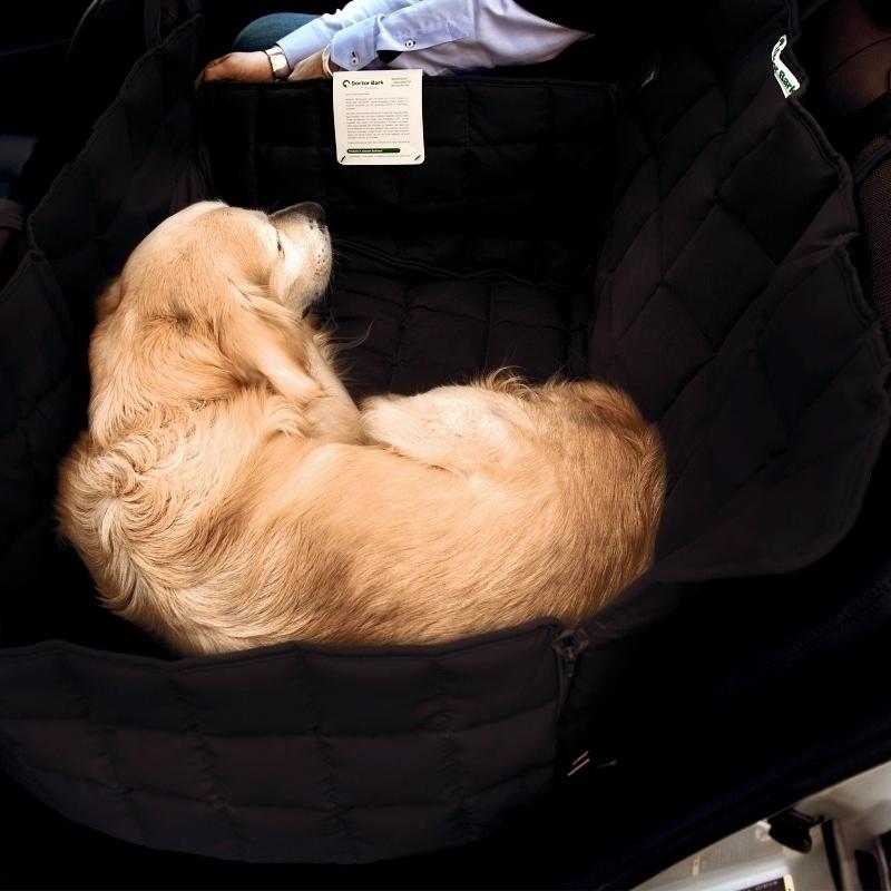 Doctor Bark 2-Sitz-Autodecke für Rücksitz, Bild 13