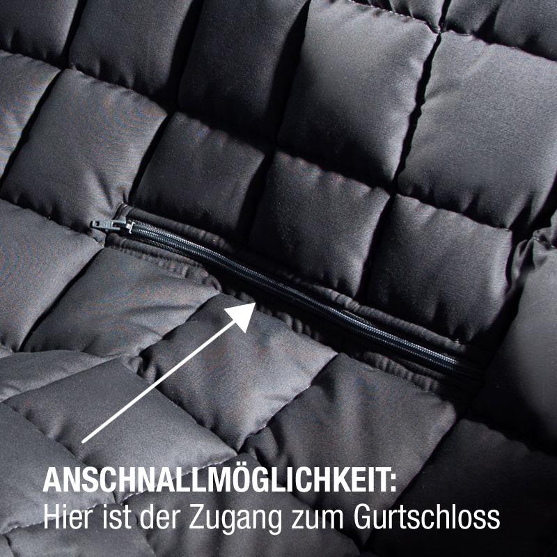 Doctor Bark 2-Sitzer 2-Türer Cabrio Autodecke, Bild 10