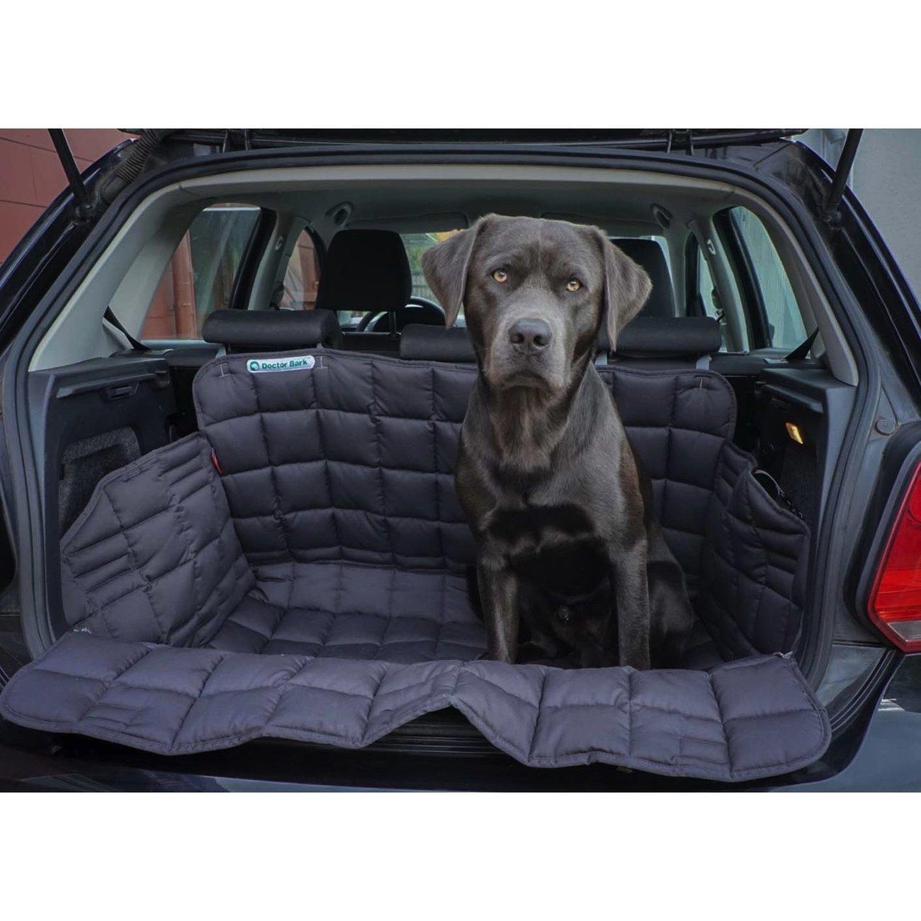 Doctor Bark Kofferraumdecke für Hunde, Bild 2