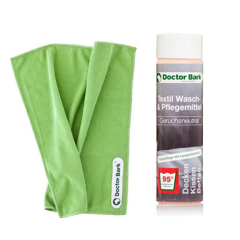 Doctor Bark Waschmittel, 500 ml Waschmittel zzgl. Mikrofasertuch