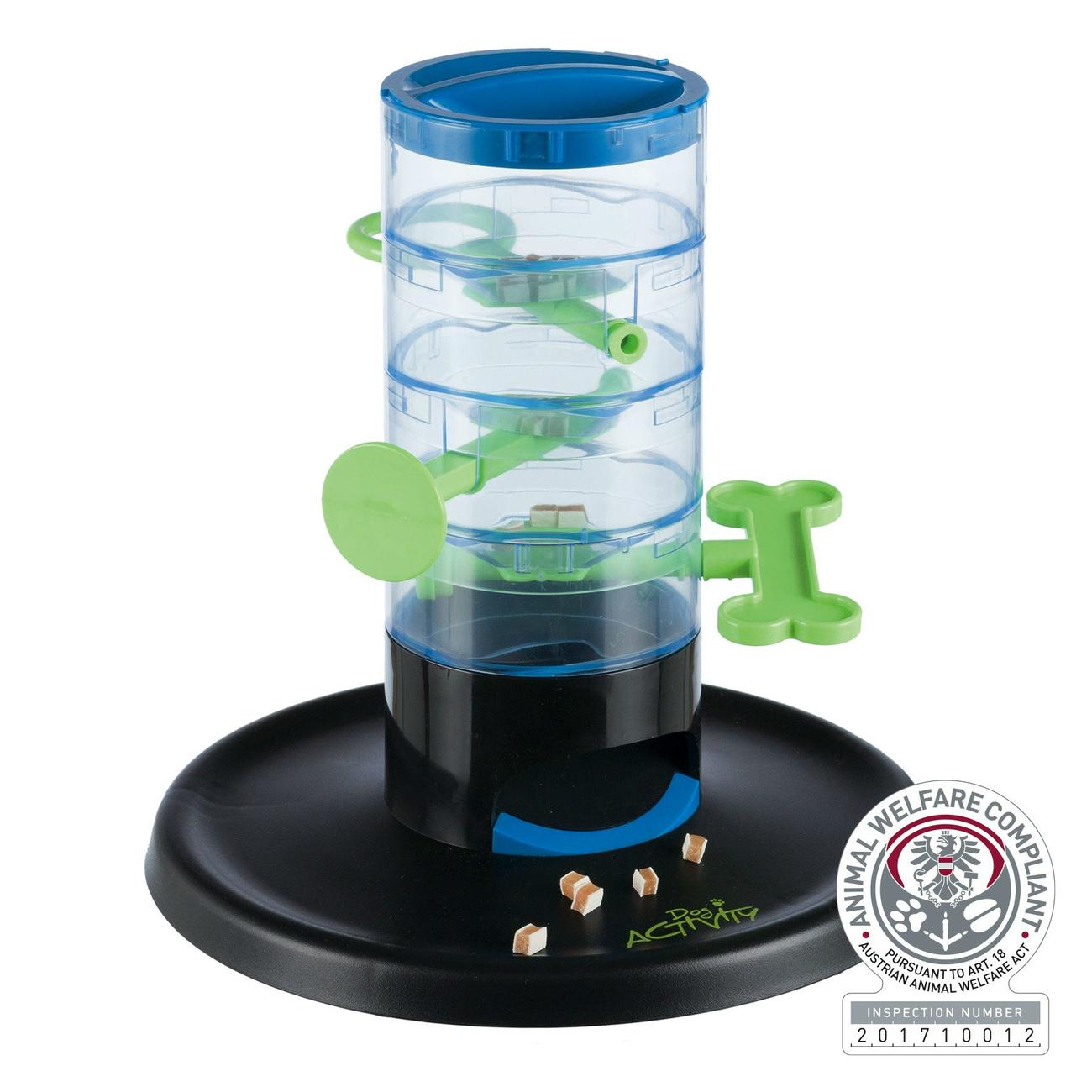 Trixie Dog Activity Tricky Tower Hunde Strategie-Spiel 32032