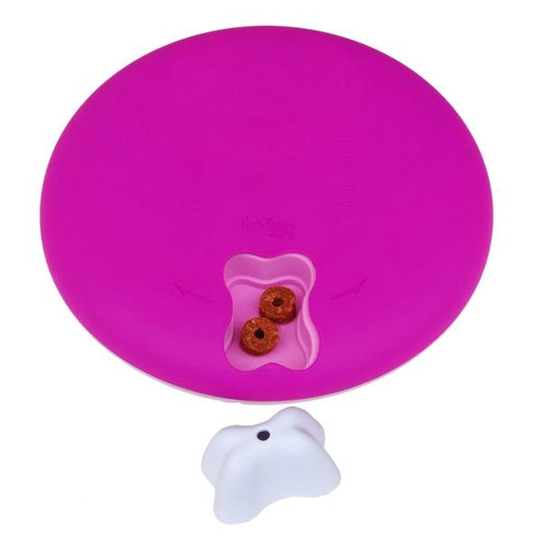 Nina Ottosson Dog Spinny Plastik, Ø 28,6 x H 5 cm