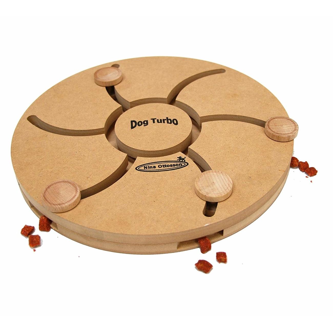 Nina Ottosson Dog Turbo Intelligenzspielzeug für Hunde
