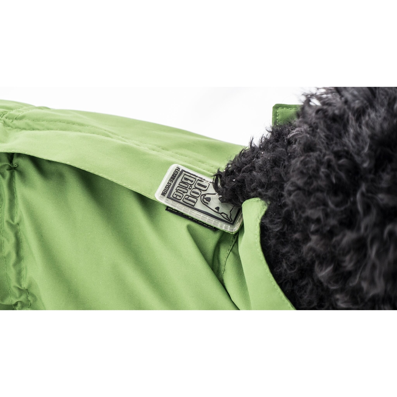 DogBite Hunde Ganzjahres Regenjacke Matt, Bild 2
