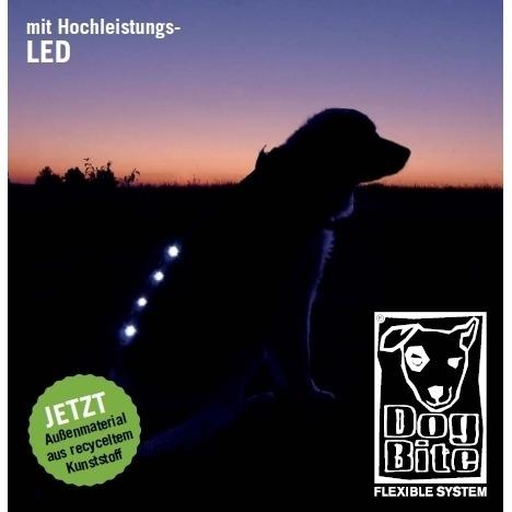 DogBite Hunde Leucht-Winterjacke mit LED, Bild 5