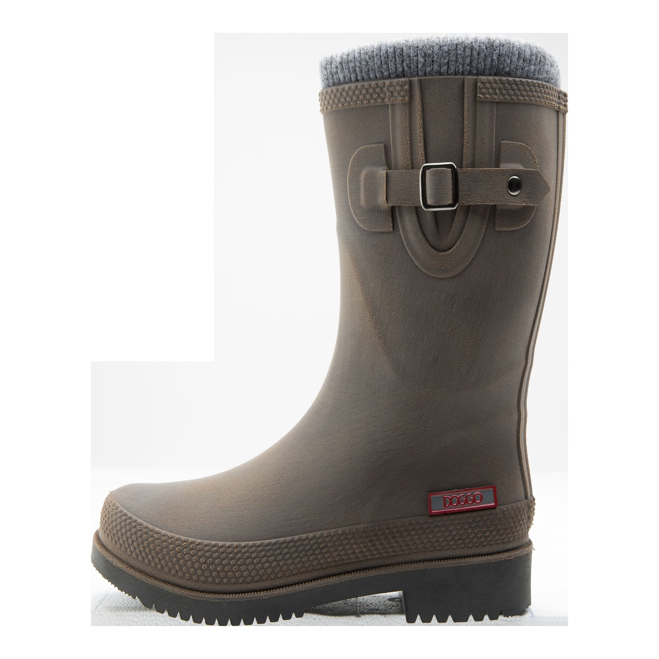 competitive price 94a51 786b2 Doggo Damen Winter-Gummistiefel - Lotte Brushed gefüttert